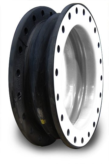 Proco series bt ptfe fep lined rubber expansion joints