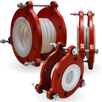 440 Lined PTFE Pipe Expansion Joint