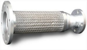 Braided Flexible Metal Reducing Connector