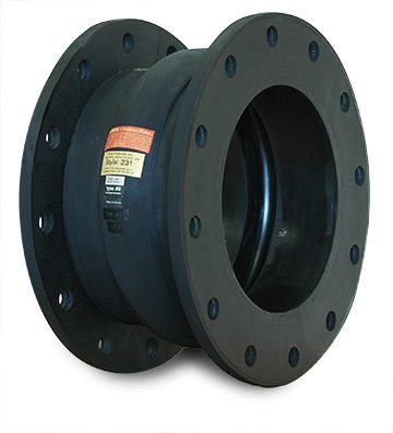 Proco Style 231 Single Wide Arch rubber expansion joints
