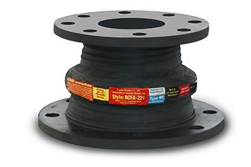 Concentric Rubber Expansion Joint