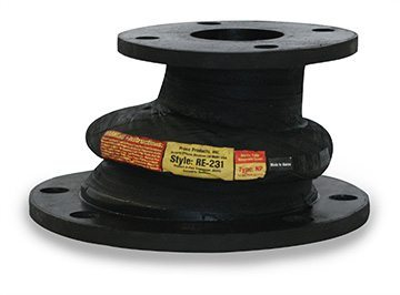 Eccentric Single Wide-Arch Expansion Joint