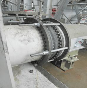 control rod bolting